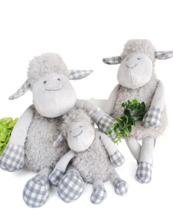 Plush Lamb Toy