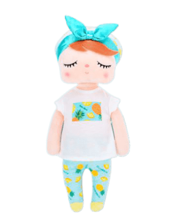 metoo angela fruits doll